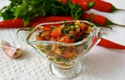 Sos «pico de gallo»