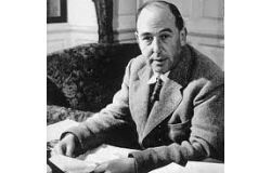 CS Lewis, Biographie