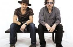 Tim Burton i Johnny Depp