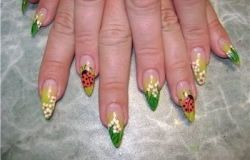 Stilvolle Nail Design