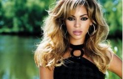 Make-up im Stil der Beyoncé