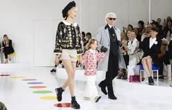 Chanel Cruise Collection w Seulu