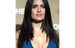 Gwiazdy Hollywood Salma Hayek