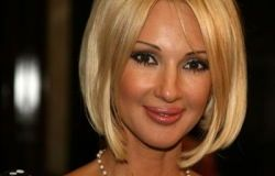 TV-Moderatorin Lera Kudryavtseva, Biographie