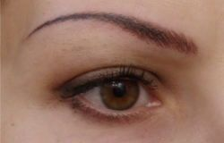 Permanent Make-up: Augenbrauen Tattoo