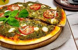 Pizza z pesto