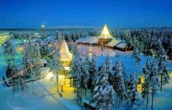 Finlandia — Winter Wonderland