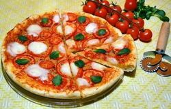 Pizza «Margarita»